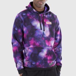 NWT NIKE nasa galaxy space stargazer hoodie xl xxl
